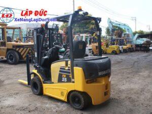 Xe nâng điện ngồi lái KOMATSU 2.5 tấn FB25-12 # 100008 20