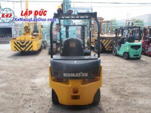 Xe nâng điện ngồi lái KOMATSU 2.5 tấn FB25-12 # 100008 19