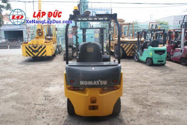 Xe nâng điện ngồi lái KOMATSU 2.5 tấn FB25-12 # 100008 5