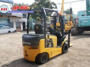 Xe nâng điện ngồi lái KOMATSU 2.5 tấn FB25-12 # 100008 18