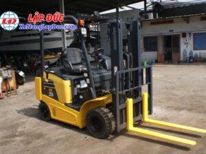 Xe nâng điện ngồi lái KOMATSU 2.5 tấn FB25-12 # 100008 16