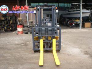 Xe nâng điện ngồi lái KOMATSU 2.5 tấn FB25-12 # 100008 22