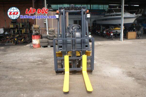 Xe nâng điện ngồi lái KOMATSU 2.5 tấn FB25-12 # 100008 8