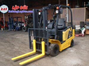 Xe nâng điện ngồi lái KOMATSU 2.5 tấn FB25-12 # 100008 23