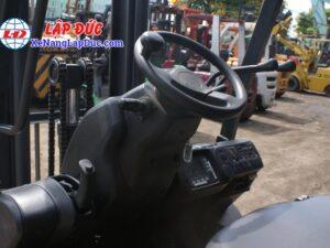 Xe nâng điện ngồi lái KOMATSU 2.5 tấn FB25-12 # 100008 29