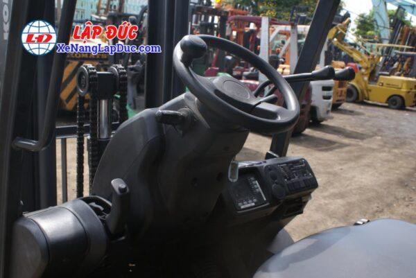 Xe nâng điện ngồi lái KOMATSU 2.5 tấn FB25-12 # 100008 15
