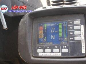 Xe nâng điện ngồi lái KOMATSU 2.5 tấn FB25-12 # 100008 28
