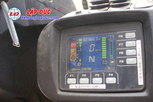 Xe nâng điện ngồi lái KOMATSU 2.5 tấn FB25-12 # 100008 14