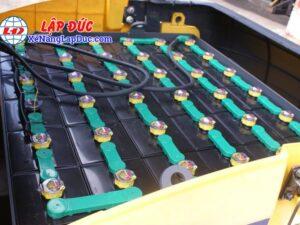 Xe nâng điện ngồi lái KOMATSU 2.5 tấn FB25-12 # 100008 24