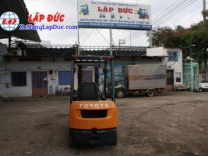 Xe nâng dầu TOYOTA 7FD14 # 13523
