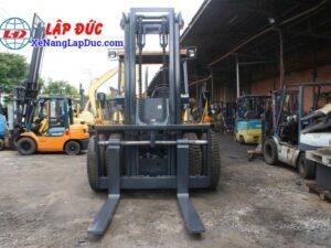 Xe Nâng Dầu 13.5 tấn KOMATSU FD135-4 # 01691 15