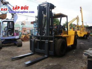 Xe Nâng Dầu 13.5 tấn KOMATSU FD135-4 # 01691 16