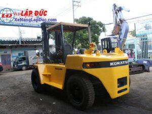 Xe Nâng Dầu 13.5 tấn KOMATSU FD135-4 # 01691 14