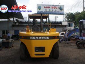 Xe Nâng Dầu 13.5 tấn KOMATSU FD135-4 # 01691 17