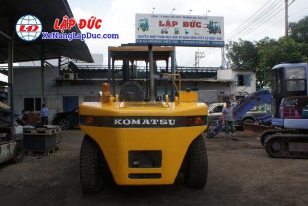 Xe Nâng Dầu 13.5 tấn KOMATSU FD135-4 # 01691 5