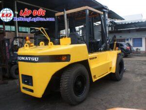 Xe Nâng Dầu 13.5 tấn KOMATSU FD135-4 # 01691 18