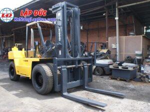 Xe Nâng Dầu 13.5 tấn KOMATSU FD135-4 # 01691 20