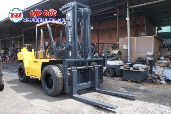 Xe Nâng Dầu 13.5 tấn KOMATSU FD135-4 # 01691 8