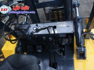 Xe Nâng Dầu 13.5 tấn KOMATSU FD135-4 # 01691 22