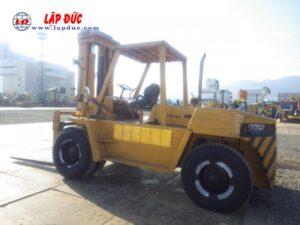 Xe nâng dầu cũ 13.5 tấn KOMATSU FD135-4 # 01691 giá rẻ