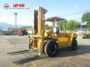 Xe Nâng Dầu 13.5 tấn KOMATSU FD135-4 # 01691
