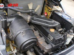 Xe nâng dầu 2 tấn KOMATSU FD20T-17