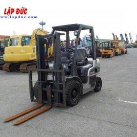 Xe nâng dầu cũ 2 tấn NISSAN KDN- Y1F2 # 734370 giá rẻ