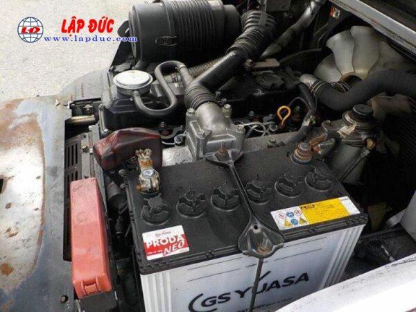 Xe nâng 2 tấn dầu NISSAN KDN- Y1F2 # 734370 giá rẻ