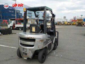 Xe nâng dầu 2 tấn NISSAN KDN- Y1F2 # 734370 giá rẻ