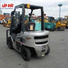 Xe nâng dầu NISSAN 2 tấn KDN- Y1F2 # 734370 giá rẻ