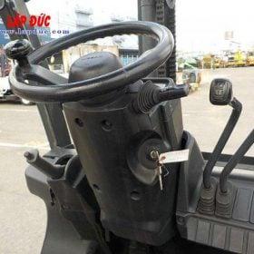 Xe nâng cũ động cơ dầu NISSAN 2 tấn KDN- Y1F2 # 734370 giá rẻ