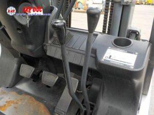Xe Nâng Dầu 2 tấn NISSAN KDN- Y1F2 # 734370