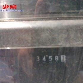 Xe nâng 2.5 tấn dầu MITSUBISHI FKD25 # 738556 giá rẻ