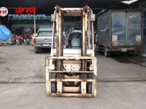 Xe Nâng Dầu 1.4 tấn TOYOTA 7FD14 # 11195