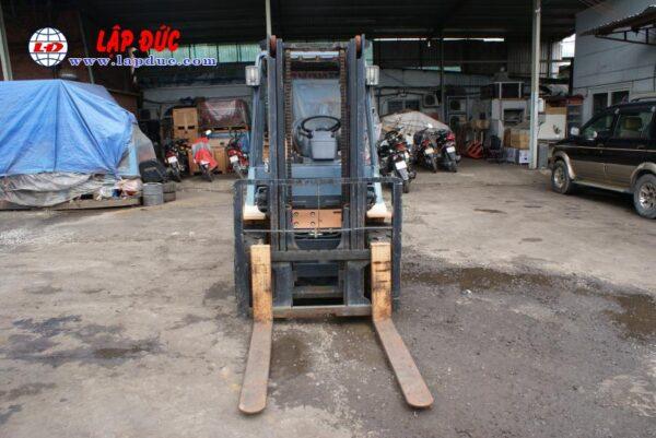 Xe Nâng Dầu 3.5 tấn TOYOTA 7FDJ35 # 18653