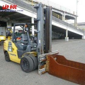 Xe nâng dầu KOMATSU 4.5 tấn FH45-1 # 138223 giá rẻ