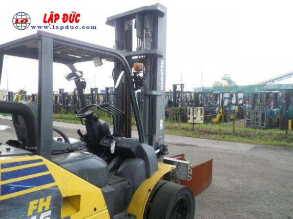 Xe Nâng Dầu 4.5 tấn KOMATSU FH45-1