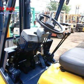 Xe nâng KOMATSU máy dầu 2 tấn FD20-11 # 461369 giá rẻ
