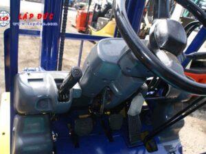 Xe Nâng Dầu 2.5 tấn KOMATSU FD25C-12 # 532585