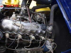 Xe nâng TCM máy dầu 2 tấn FD20Z2 # 559006386 giá rẻ