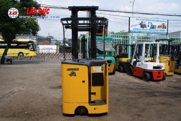 Xe nâng điện KOMATSU đứng lái 1.5 tấn FB15RL# 14 -146097 giá rẻ