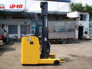 Xe nâng điện đứng lái 1.5 tấn KOMATSU FB15RL# 14 -146097 giá rẻ
