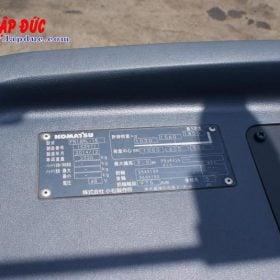 Xe nâng điện cũ KOMATSU đứng lái 1.8 tấn FB18RL-15 # 153971 giá rẻ