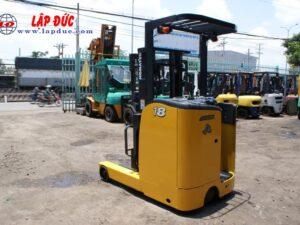 Xe nâng điện đứng lái KOMATSU 1.8 tấn FB18RL-15 # 153971 giá rẻ