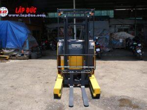 Xe nâng điện KOMATSU đứng lái 1.8 tấn FB18RL-15 # 153971 giá rẻ