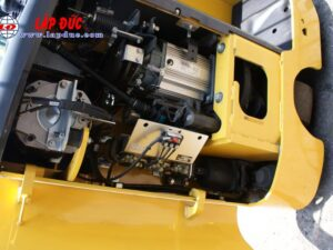 Xe nâng điện đứng lái KOMATSU 1.8 tấn FB18RL-15 # 153971