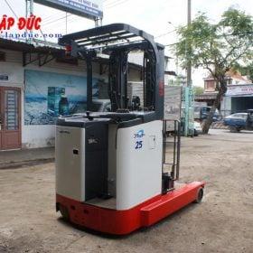 Xe nâng điện đứng lái 2.5 tấn NICHIYU FBR25-75-500 # 3062 giá rẻ