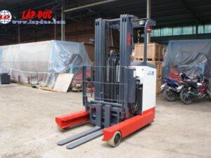 Xe nâng điện NICHIYU 2.5 tấn đứng lái FBR25-75-500 # 3062 giá rẻ