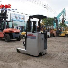 Xe nâng điện đứng lái NISSAN 1.5 tấn U01F15 # R1G-06808 giá rẻ
