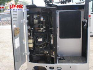 Xe nâng điện cũ NISSAN 1.5 tấn đứng lái U01L15 # R1G-15470 giá rẻ